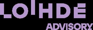 Loihde Advisory logo with link